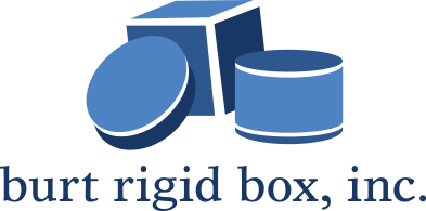 Burt Rigid Box Inc. logo